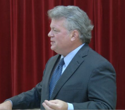 Mississippi Governor Candidate Comes to Greenville to Discuss Education Policies