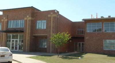 Roof Repairs Happening to Greenville High School