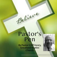 Pastor's Pen by Cliff Henry