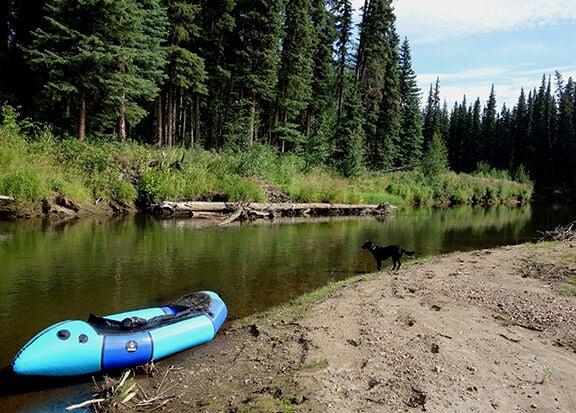 South Fork Chena River