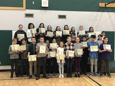 DJHS November Students of the Month