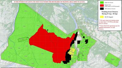 Army Releases Access Maps for Hunting Season | Outdoors ... on