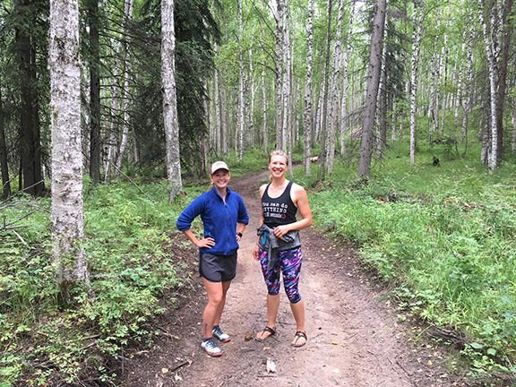 Bluff Cabin Trail