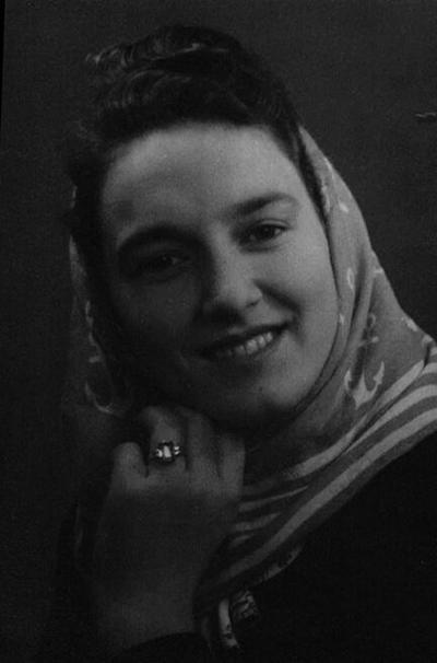 Anna Elizabeth Dube