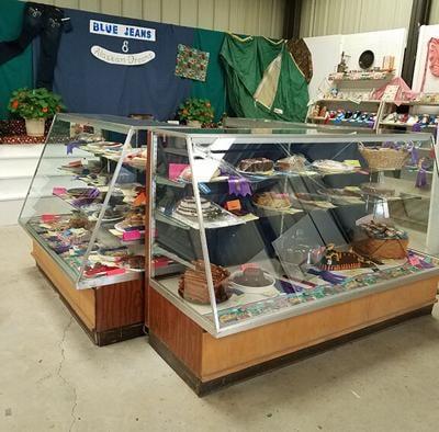 Fiar food display