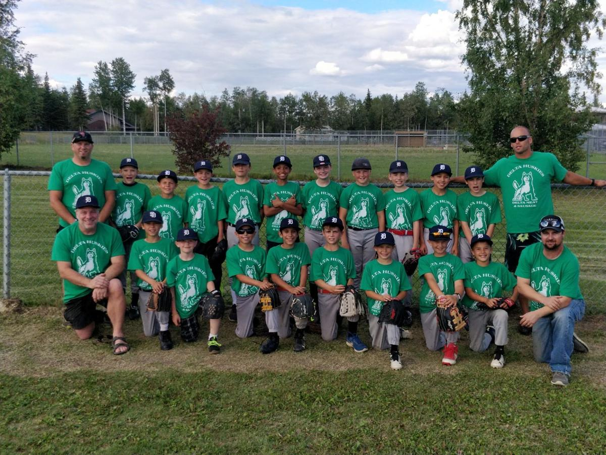 Delta Summer Baseball