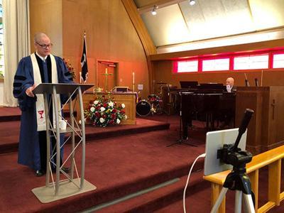 Chaplain Paul Fritis