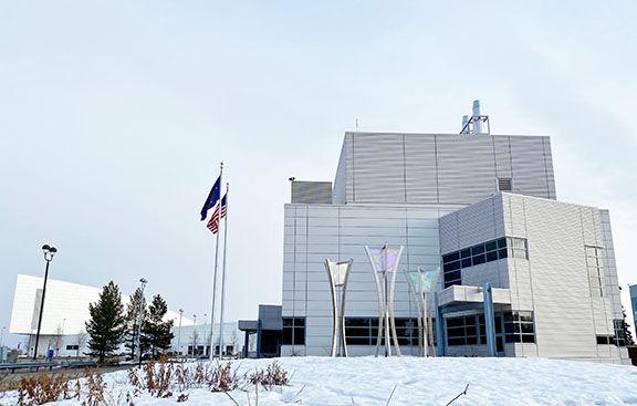 Alaska State Virology Laboratory