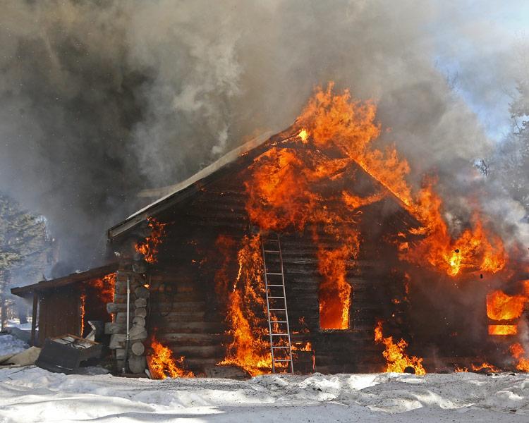 Burning House Provides 'invaluable' Training