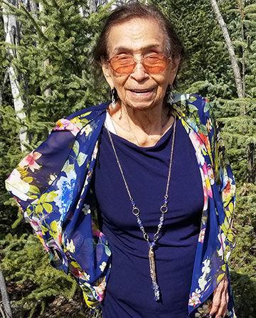 Juana Perez 1924 – 2019