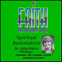 Spiritual Rumination by Julia Phillips