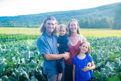 St. Pierre family of Goosefoot Farm