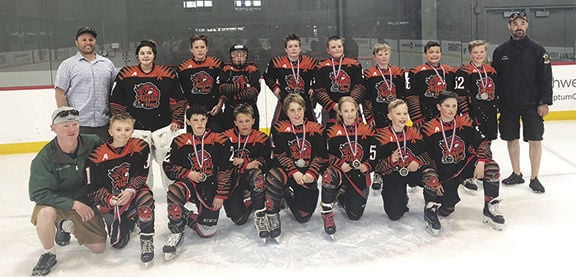 Delta Hockey Players Participate In Las Vegas Tournament Sports