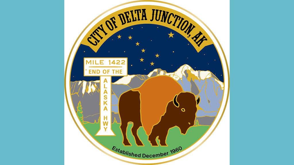 City of Delta Junction Logo