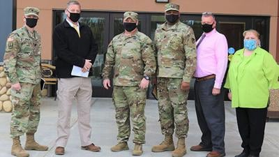 IMCOM-Pacific director visits Fort Greely