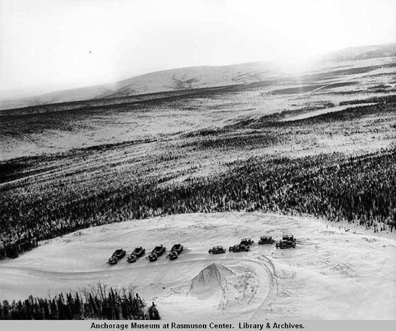 Prospect Creek Camp 1970