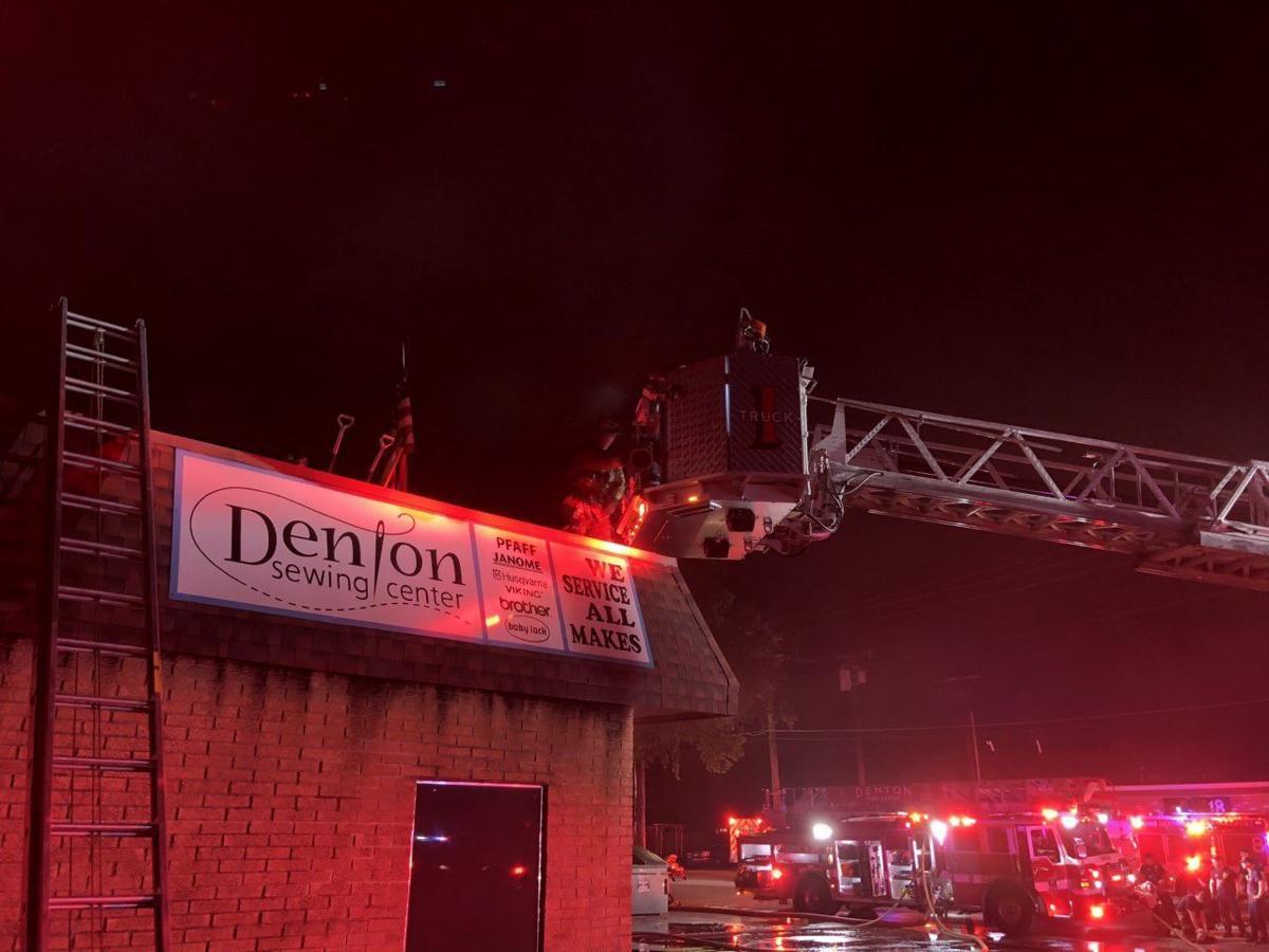 DFD Denton Sewing Center