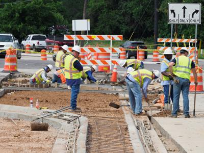 Teasley-Dallas crews