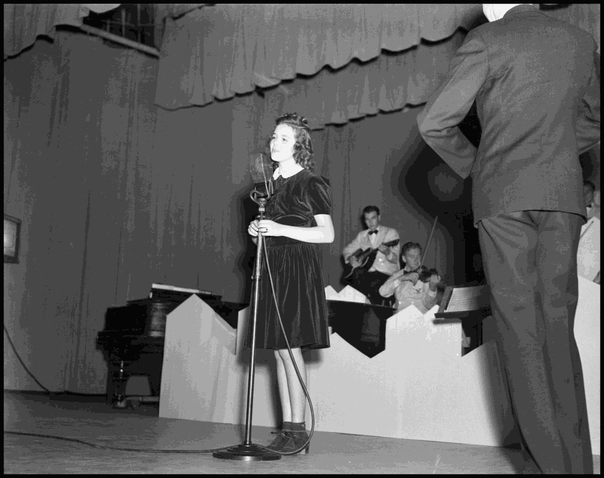 Nancy Gates, age 13