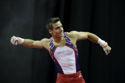 US Championships Gymnastics
