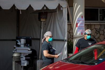 El Paso During Coronavirus Pandemic EK TT 31