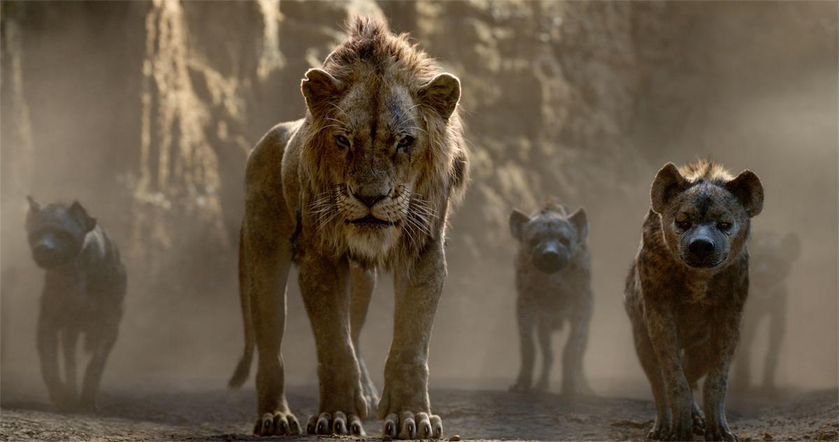 The Lion King bad guys