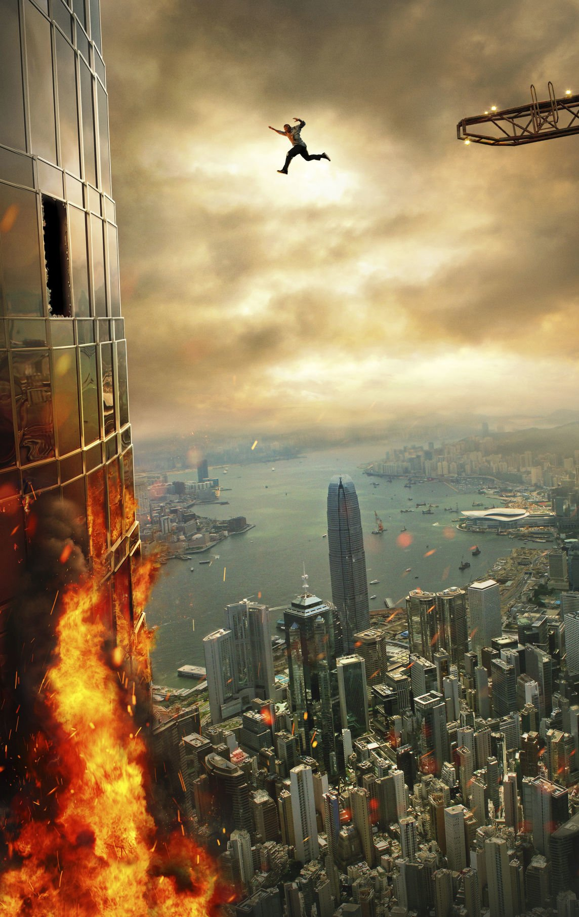 Towering Inferno Skyscraper A Low Reality Blockbuster