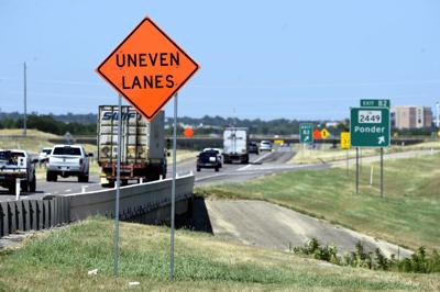 I35W Construction and Traffic Alert