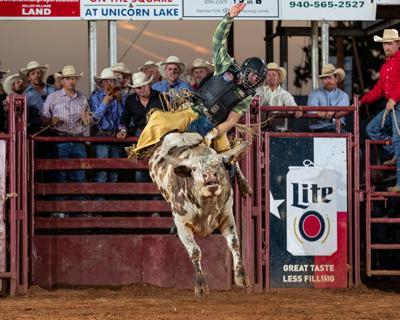 NTF Rodeo Thursday