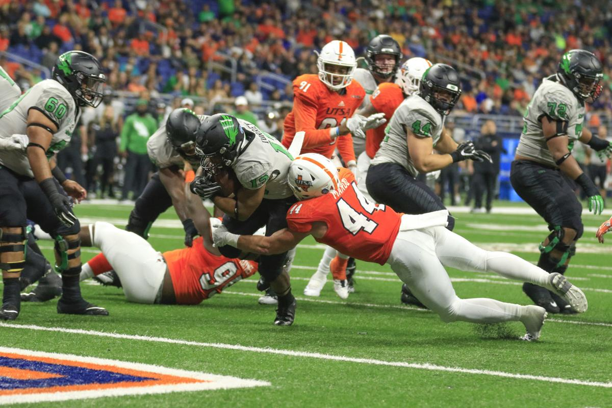 28b3de333 Football  UNT hangs on against rival UTSA for ninth win of year ...