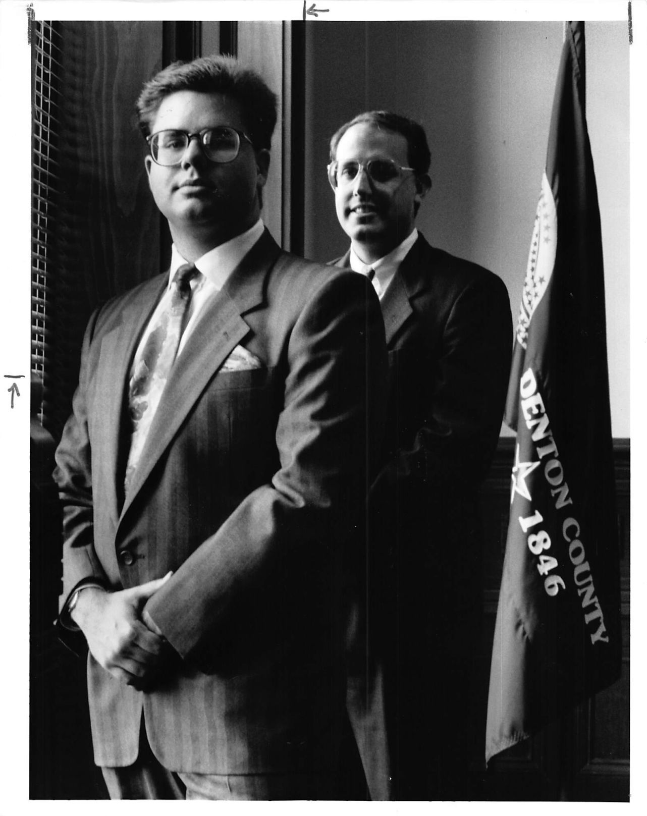 Scott Armey and Kirk Wilson