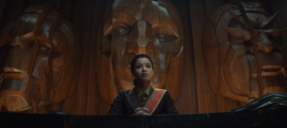 A God gets his (or does he?) in 'Loki'