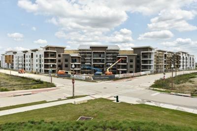 Apartments' affect on rental market