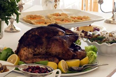 Food-Thanksgiving-Gourmet