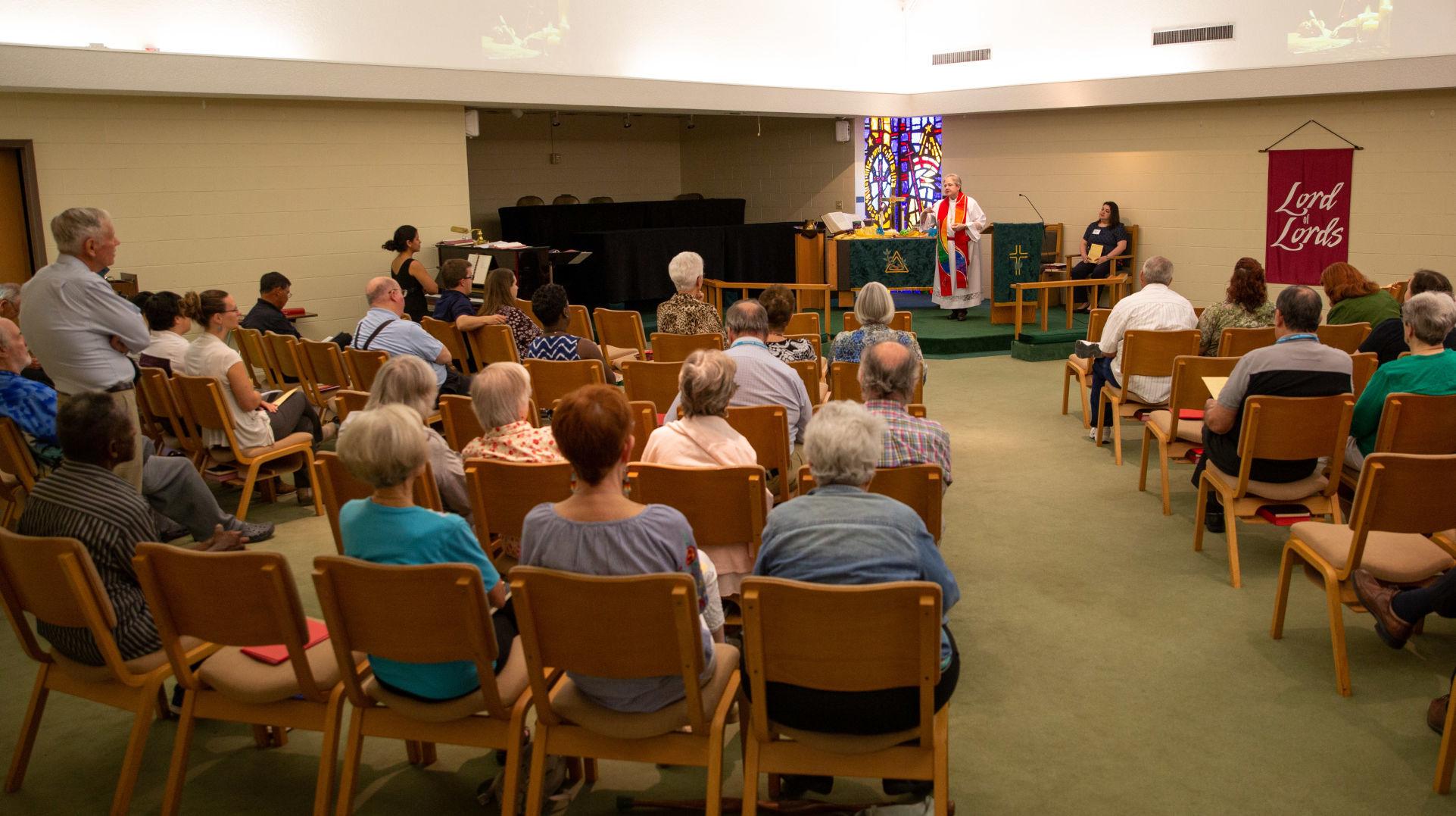 Community church gay