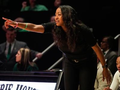 Basketball: UNT coach Jalie Mitchell adds two assistants