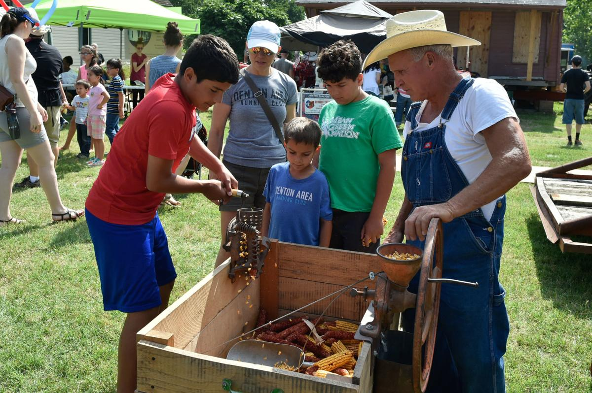 Denton County Farm Heritage Day