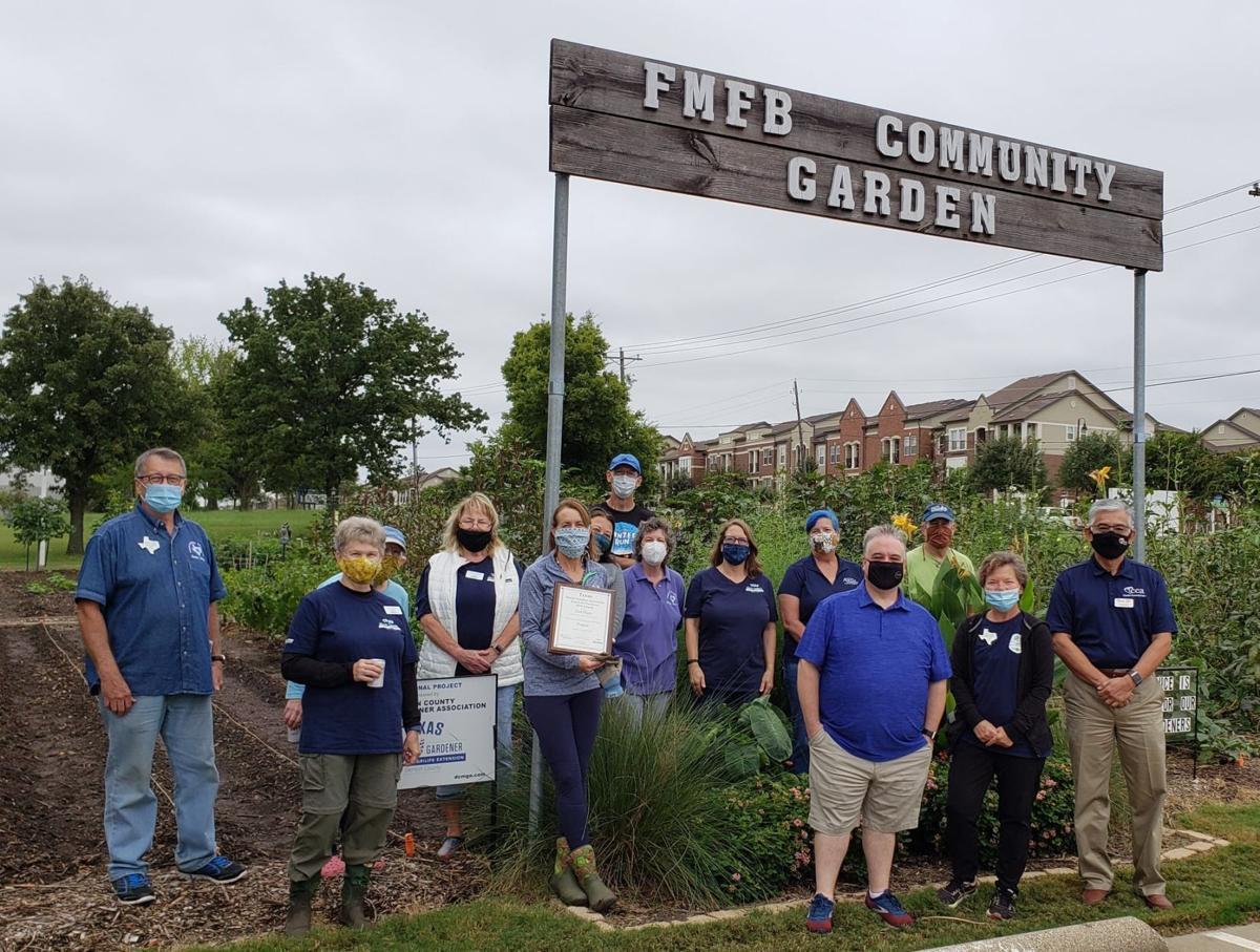 FMFB Community Garden