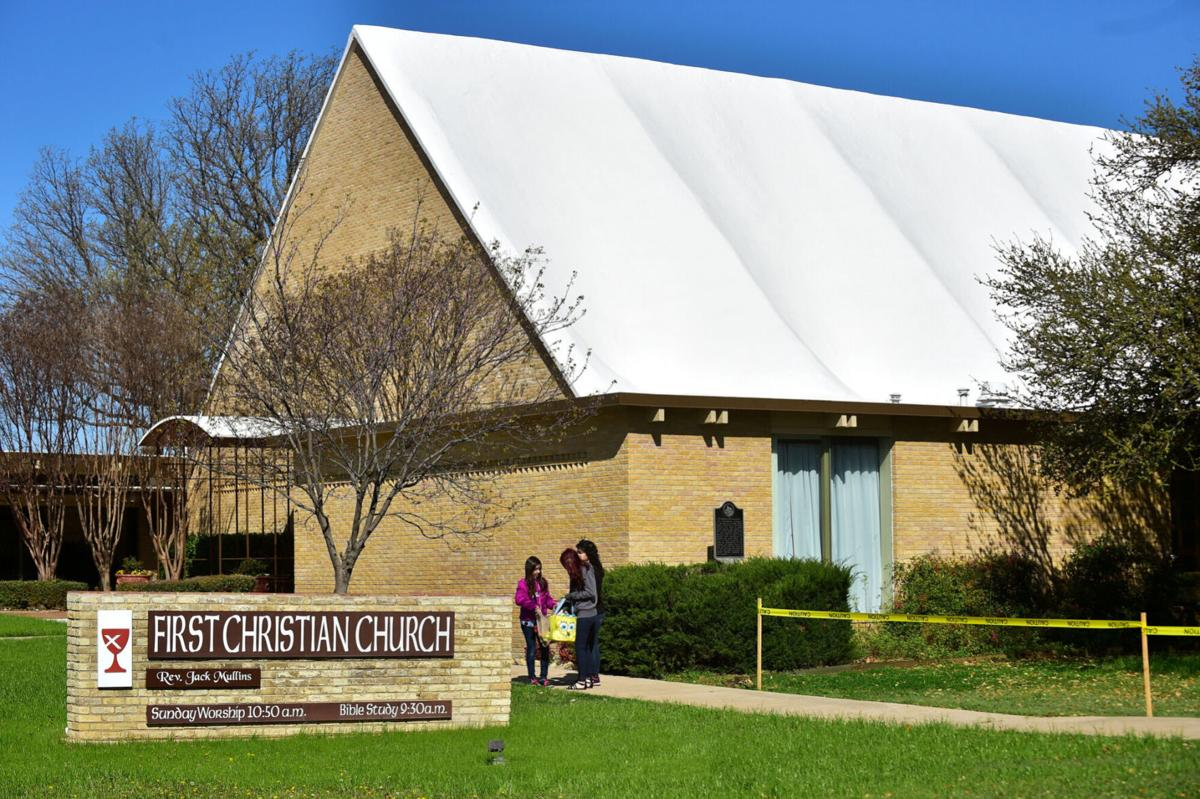 Denton's First Christian Church