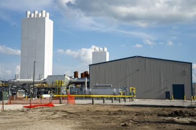 The Denton Energy Center is nearly complete and will begin emissions testing soon. The plant is expected to be running and selling energy this coming summer, and financial projets expect the plant to provide enough energy to at least break even, potentially making a profit.