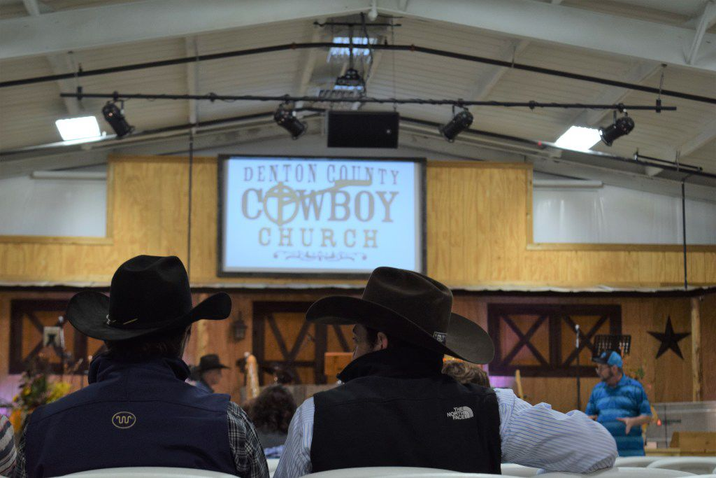Cropped Out: Denton County Cowboy Church survives fire, court to thrive in growing town
