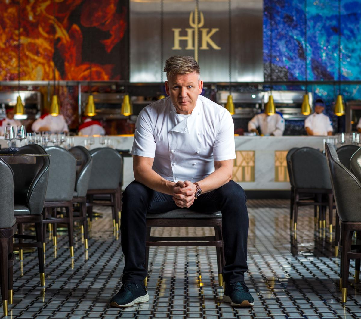 Hot temper, cool eye: Ramsay will decide local woman's fate on 'Hell's Kitchen'