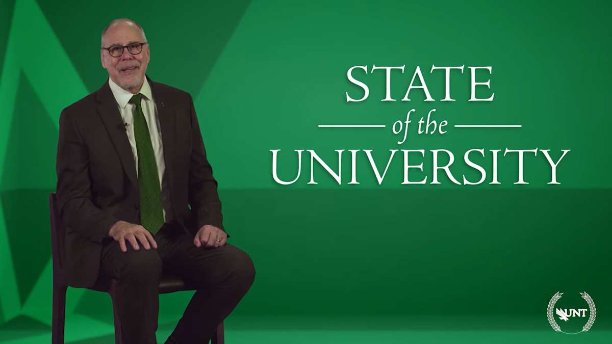 State of the University wide