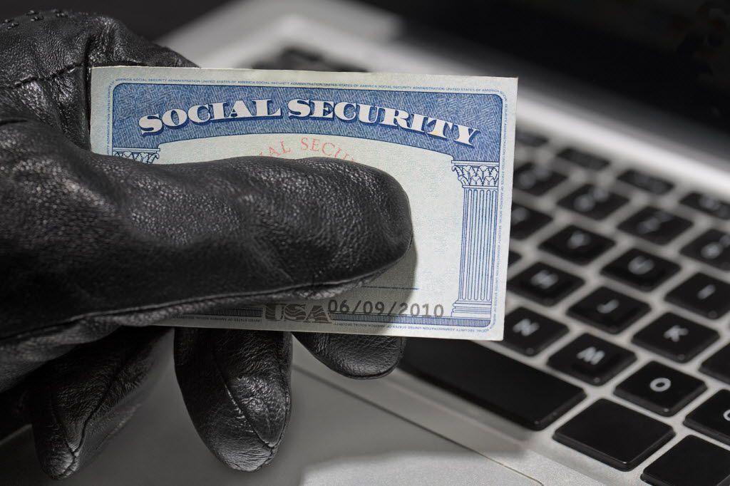 DMN Social Security Stock Image
