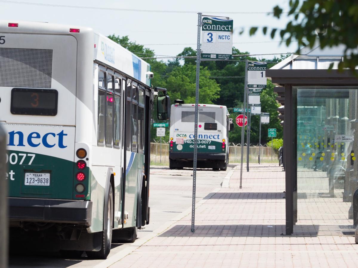 DCTA Connect bus