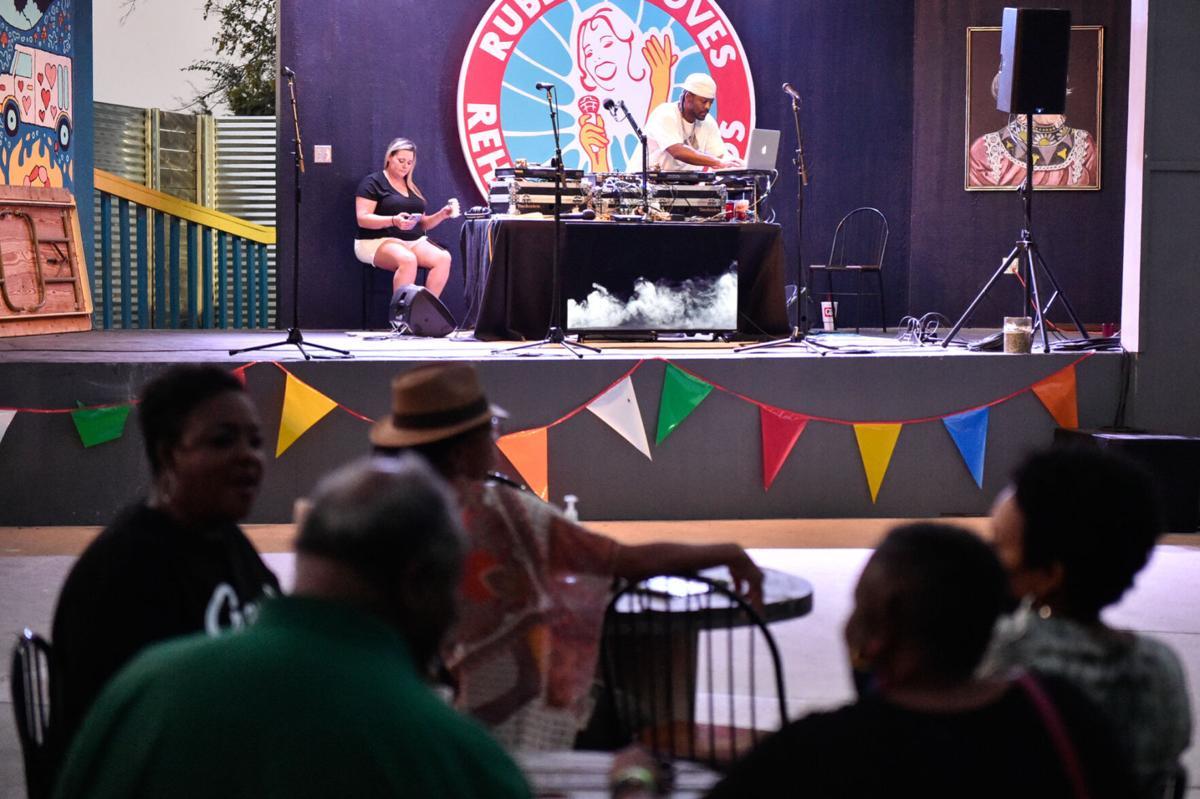 Film fest's Summer Bash brings community together for fun