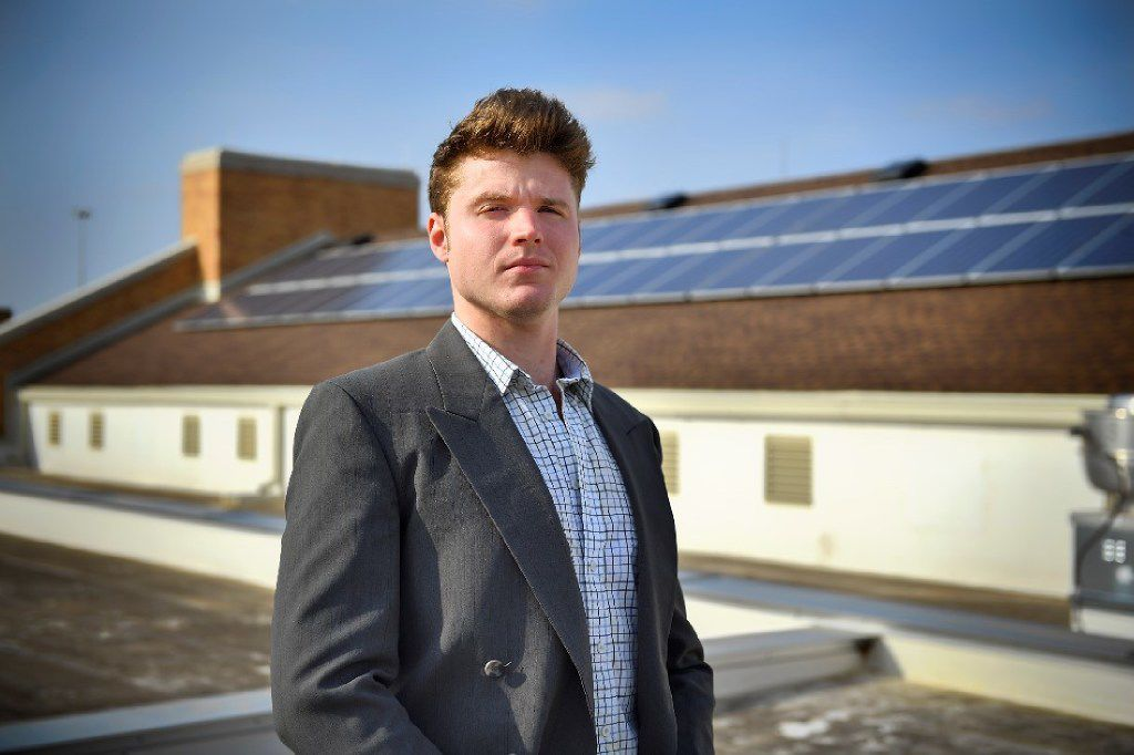 UNT students buy renewable energy credits to power Denton campuses