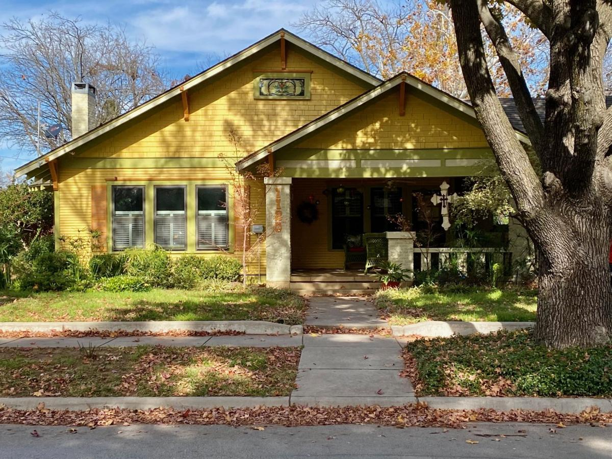 Larry McMurtry house