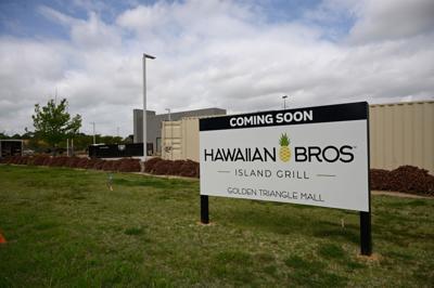 Hawaiian Bros sign