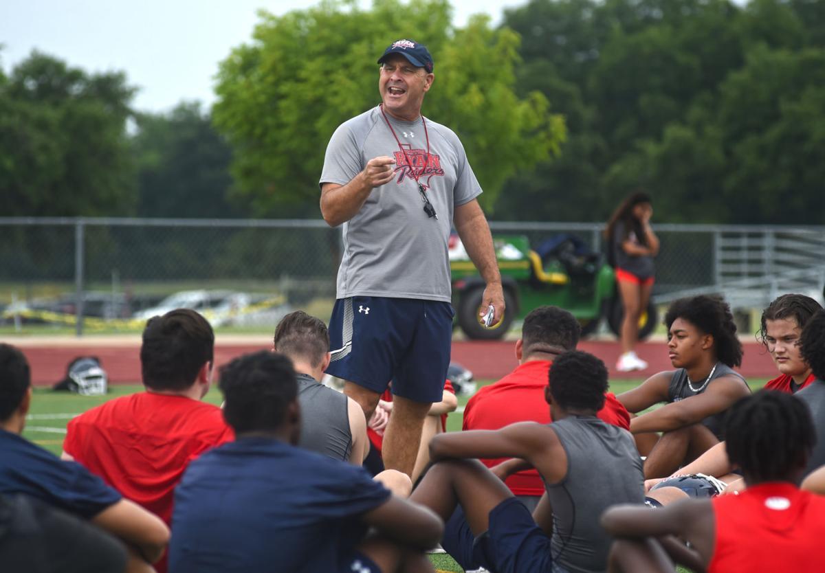 Ryan coach Dave Henigan